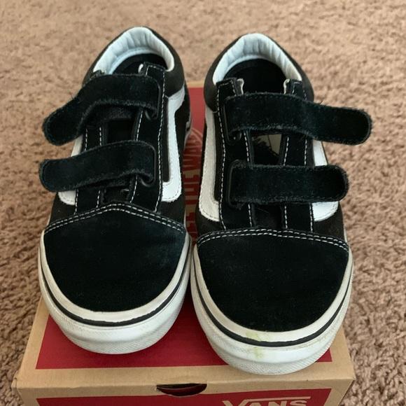 Vans Shoes | Boys Old Sokol V Size 1